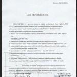 Referencje -Oczyszczalnia ścieków Dziećmorowice