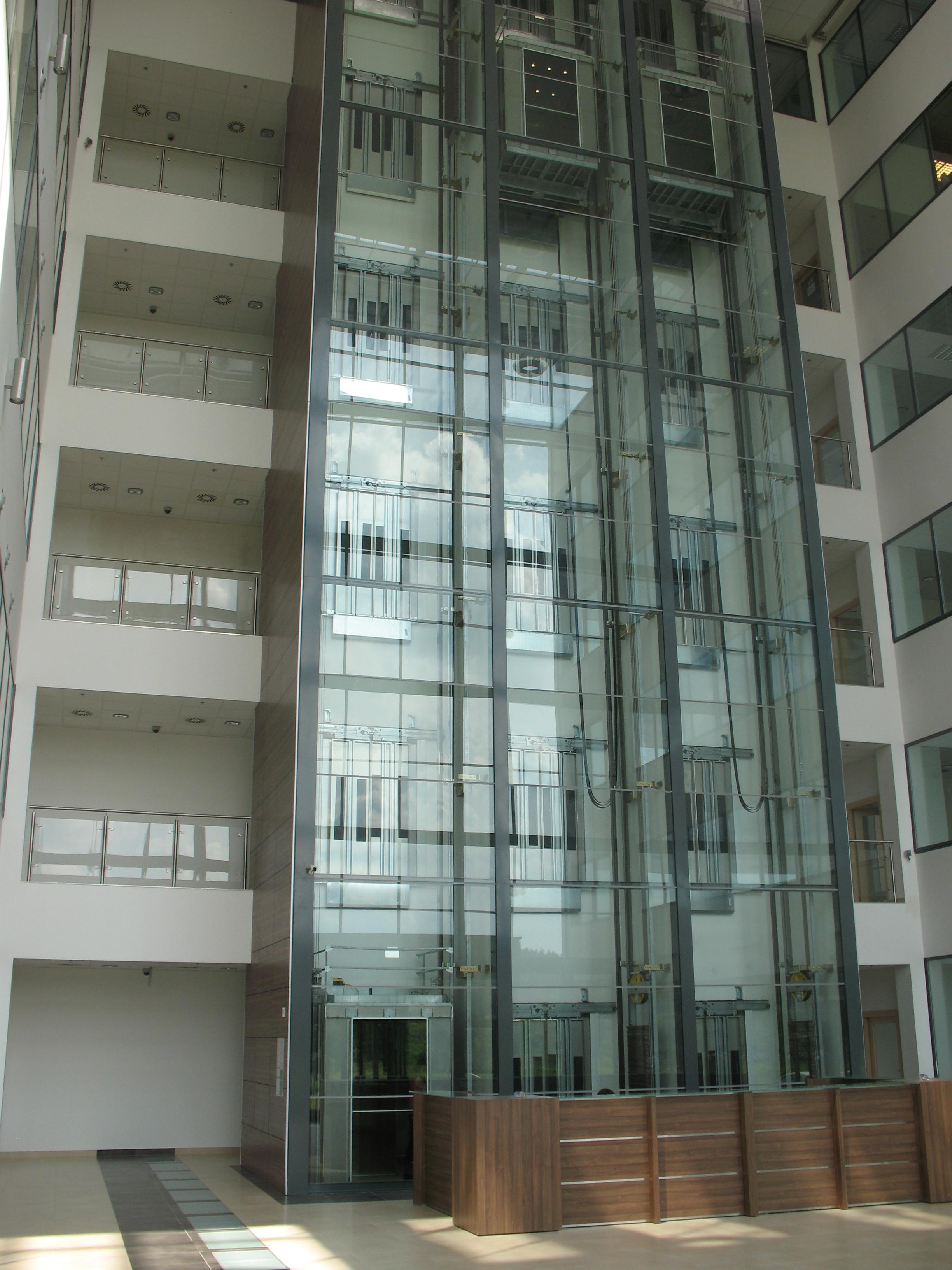 Budynki biurowe KBP800 i KBP1000 Business Park - Kraków
