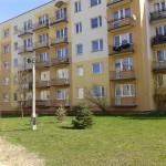 ul. Toporowskiego 79, widok balkonów