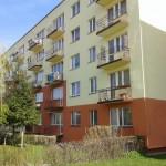 ul. Klonowa 46, widok balkonów