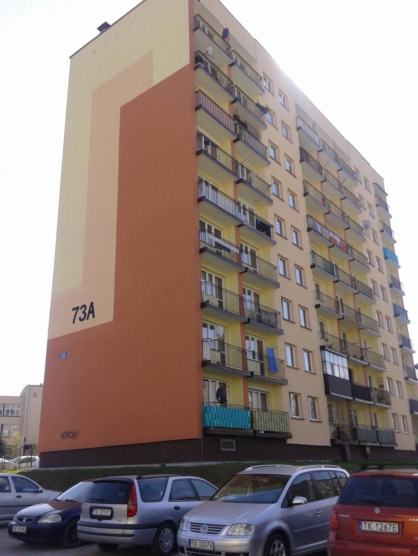 ul. Toporowskiego 73 Kielce